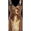 Sandra Mansour Soleil Pleather Velvet Mi - Haljine - $999.00  ~ 858.03€