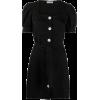 Sandro Paris Button Front Dress - Vestiti -