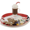 Santa's Plate - Food -