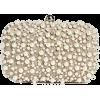 Santi Beaded Box Clutch - Clutch bags - $215.00