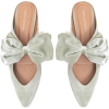 Saptodjojokartiko Magani Flat Mules - Classic shoes & Pumps - $330.00  ~ £250.80