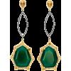 Sara Weinstock Earrings - Earrings -