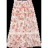 Saratoga Skirt in Cloudy Poprocks – Hamp - Skirts -