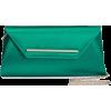 Satin Envelope Clutch Bag - Carteras tipo sobre -