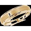 Satin Finish Wedding Band - リング - $819.00  ~ ¥92,177