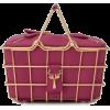 Savas Caroline Mini Basket Bag - Hand bag -