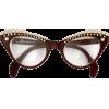 Schiaparelli glasses (late 1950s) - Očal -
