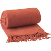 Schoolhouse Exclusive. Tangerine throw - Furniture -