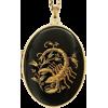 Scorpio locket DearestMine Etsy - Necklaces -