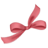 Scrapbook Bow Ribbon - Items -