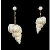Sea Shells White - Przedmioty -