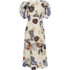 Sea Margherite Printed Cotton Dress - Dresses -