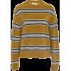 Sea Salene Striped Boxy Boyfriend Sweate - Maglioni -