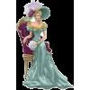 Seated Victorian Woman - Uncategorized -