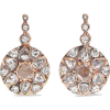 Selim Mouzannar Diamond Earrings - Aretes -