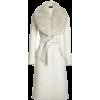 Sentaler Long Coat with Fur Collar - Jakne i kaputi -