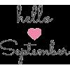 September - Uncategorized -
