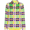 Sequin Embellished Check Shirt - Camicie (lunghe) -
