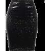 Sequin skirt - Spudnice -