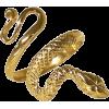 Serpent Golden Ring - リング -