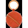 Serpui round wicker bag - Carteras -