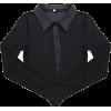 Sexy tight-fitting long-sleeved T-shirt - Koszule - krótkie - $19.99  ~ 17.17€