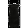Sexy velor suspenders dress - Vestidos - $19.99  ~ 17.17€