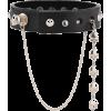 Sheeva - Nappa Skull Bracelet Silver  - Bracelets - $350.00