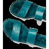 Sheroes Slide Sandal  - Flats -