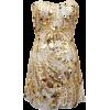 Sherri Hill Dresses Gold - Dresses -
