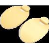 Shield earrings - Aretes -