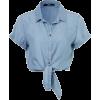 Shirt - Рубашки - короткие -