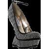Shoes S.M. - Platformke -