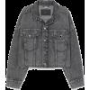 Short Denim Jacket - Jacket - coats -