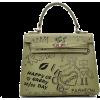 Shoulder bag - Hand bag -
