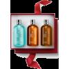 Shower Gel Set - Maquilhagem -
