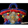 Sikuly Handbag Catania Sikuly Coffa Bag - Borsette -