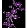 Silhouette - Plants -