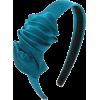 Silk With Side Bow Alice/ Hair Band - Шляпы - £5.90  ~ 6.67€