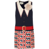 Silk and Tweed Dress - Gucci - Платья -