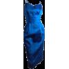 Silk satin dress - Vestiti -
