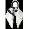 Silk scarf - Cachecol -