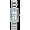 Silver. Grey. Watch - Watches -