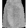 Silver. Grey - Skirts -