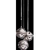 Silver bells illustration - Illustrations -
