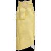 Silvia Tcherassi Gingham-Patterned Belte - Skirts -