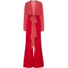 Silvia Tcherassi Kalamary Tie-Detailed S - Overall -