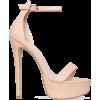 Simmi Heel Sandals - Sandały -