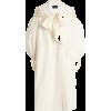Simone Rocha Bow-Embellished Cotton-Blen - Giacce e capotti -