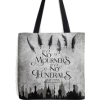 Six of Crows tote by Eviebookish - Travel bags -